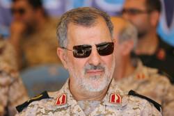 سردار پاکپور شهادت «حاج عثمان جهانی» را تسلیت گفت