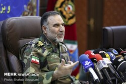 Iran's Army GF becomes self-sufficient in producing equipment