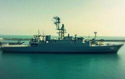 «ناوبندر مکران» بزرگترین ناوبندر خاورمیانه به آب انداخته شد