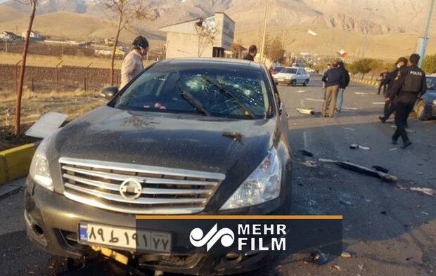 نقل قولی از همسر شهید فخریزاده از روز ترور