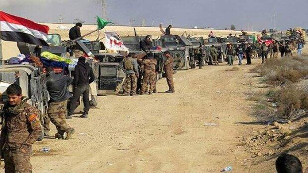 الحشد الشعبي العراقي يطلق عملية لملاحقة فلول داعش شرق البلاد