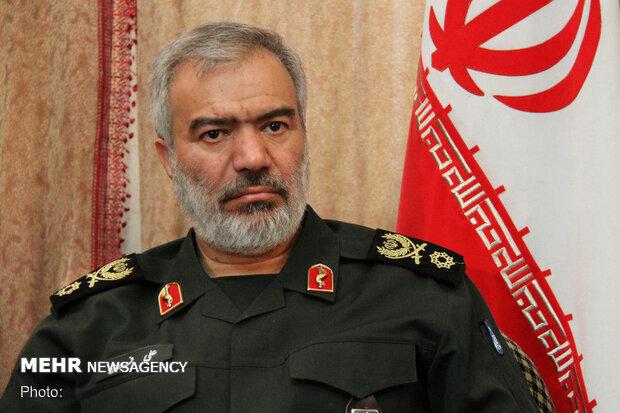 العميد فدوي: إيران تفرض قوتها على أمريكا في الخليج الفارسي