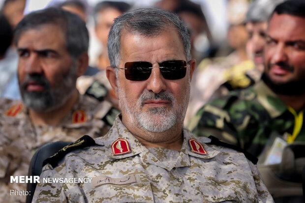 الأمن مستتب على الحدود الإيرانية الأفغانية