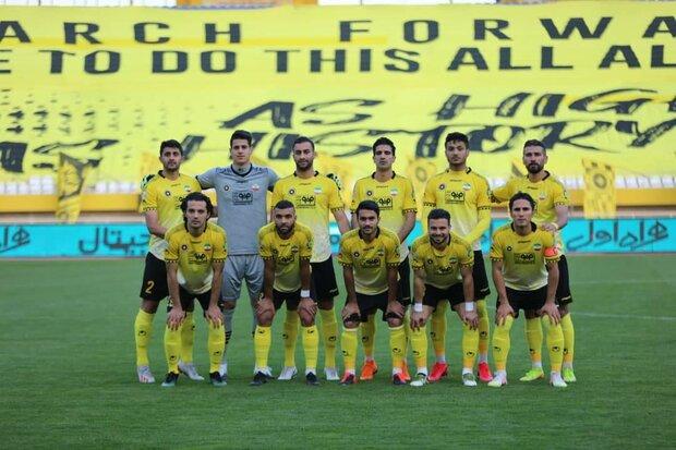 پیام تبریک باشگاه سپاهان به مناسبت صعود تیم ملی فوتبال