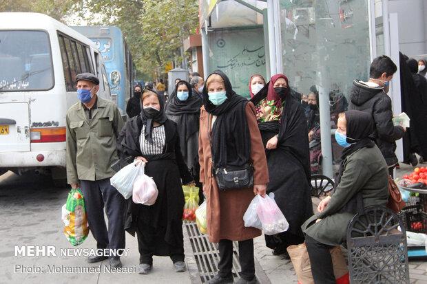 Gürgan'daki tarama işleminden fotoğraflar