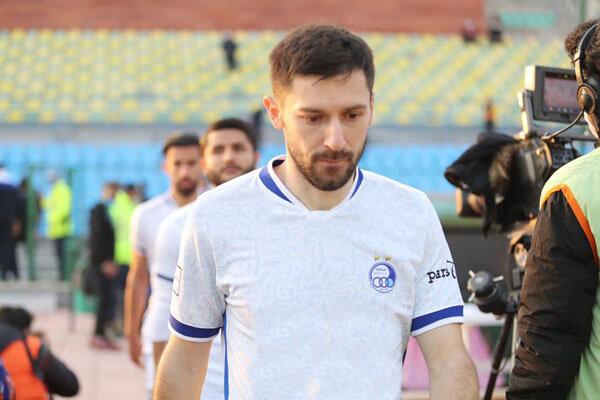 بازیکن خارجی استقلال در آستانه تمدید قرارداد