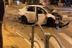 انفجار یک خودرو در شهرکی در جنوب تل آویو