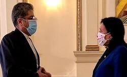 Iran, Georgia eye expansion of cooperation