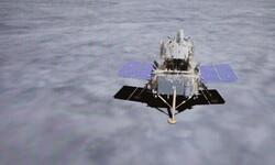 فیلم فرود فضاپیمای چینی روی ماه را ببینید