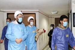 کادر درمان و گروههای جهادی همدان مورد تقدیر قرار گرفتند