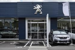 فروش خودرو در فرانسه ۲۷ درصدسقوط کرد