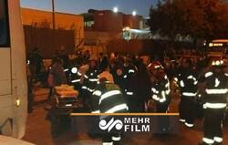 اسرائيلی گاڑی نے درجنوں فلسطینیوں کو کچل دیا