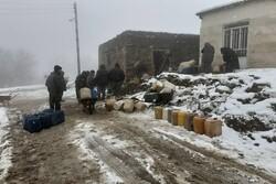 کمبود سوخت در روستاهای منطقه طارم سفلی
