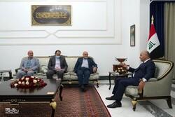 برهم صالح يدين إغتيال العالم الإيراني فخري زادة