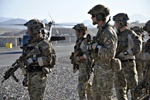 حضور اشغالگران آمریکایی و انگلیسی در شرق یمن