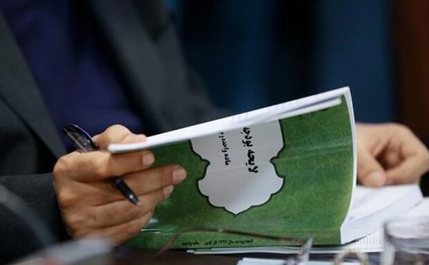 VP submits Iran's national budget bill to Parliament