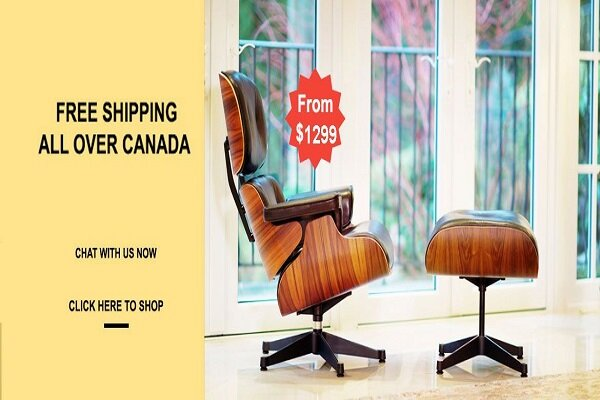 The Best Eames Lounge Chair Replica