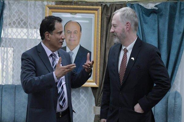 بهانه سفیر آمریکا برای سفر ناگهانی و مشکوک به استان المهره یمن