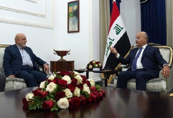 Iraqi president condemns Iranian scientist terror