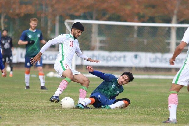 برنامه بازیهای تیم نوجوانان و جوانان ایران در تاجیکستان