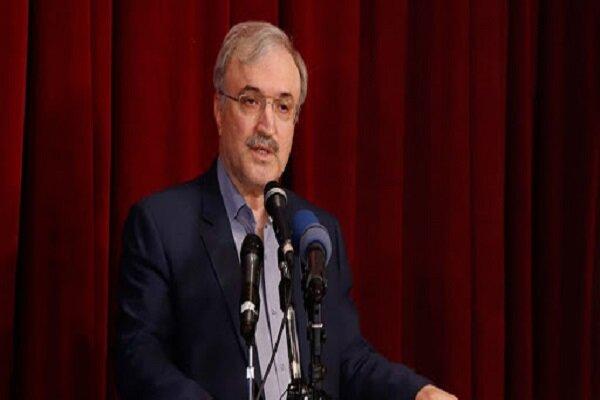 ايران: ابرام عقد مشترك لانتاج لقاح كورونا