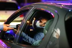 بیش از ۷۰ هزار خودرو در ممنوعیت تردد شبانه اعمال قانون شدند