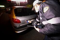 طرح تشدید برخورد با مخدوشی پلاک خودروها/ اعمال قانون ۲۴۳۱ راننده