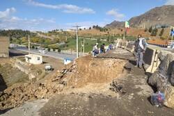 وعده افتتاح پل «کاکارضا» در خرداد ۱۴۰۰/ پل کمالوند آماده بهرهبرداری است