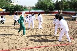 برگزاری اردوی تیم ملی کبدی بانوان در خوزستان