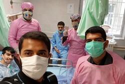 ورود جهادگران آشتیان به کارزار مبارزه با کرونا در مرکز معلولین