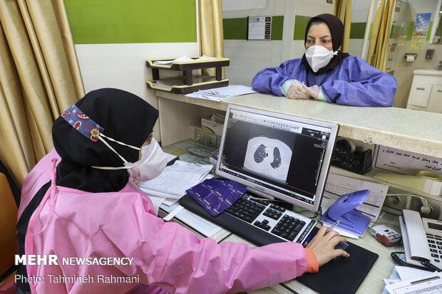 İran'da toplam 942 bin 548 hasta sağlığına kavuştu