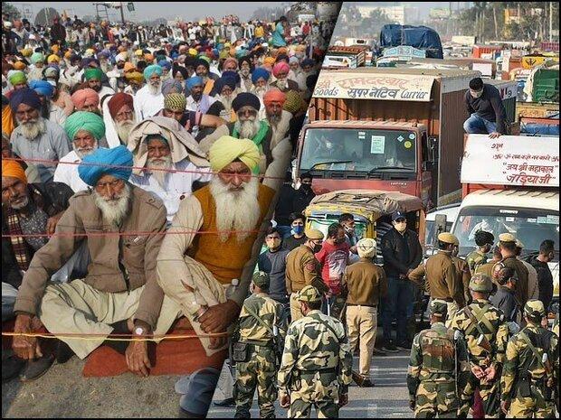 بھارتی کسانوں کا احتجاج مذہبی نہیں بلکہ ان کا قانونی حق ہے
