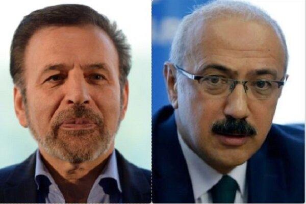 Iran, Turkey call for increased economic coop.