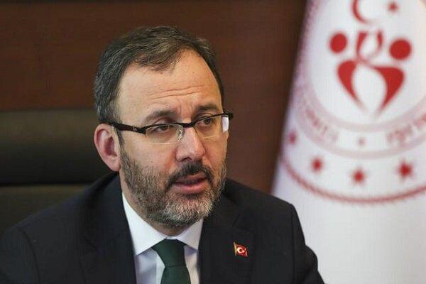 Türkiye Gençlik ve Spor Bakanı'nın Kovid-19 testi pozitif çıktı