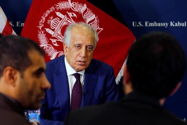 افغانستان،خليلزاد،آمريكا،صلح،دولت،بايدن