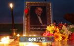 انتشار تصاویر جدید از شهید فخری زاده به مناسبت هفتمین روز شهادت