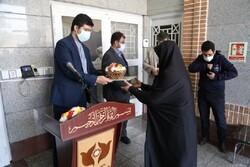 تجلیل رئیس مجمع نمایندگان تهران از خدمات بهشت زهرا در ایام کرونا