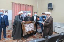 حجت الاسلام عبدالرحیمی رئیس اداره تبلیغات اسلامی قرچک شد