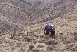 فرد مفقود شده در ارتفاعات منطقه «ملگه گون» سیوان پیدا شد