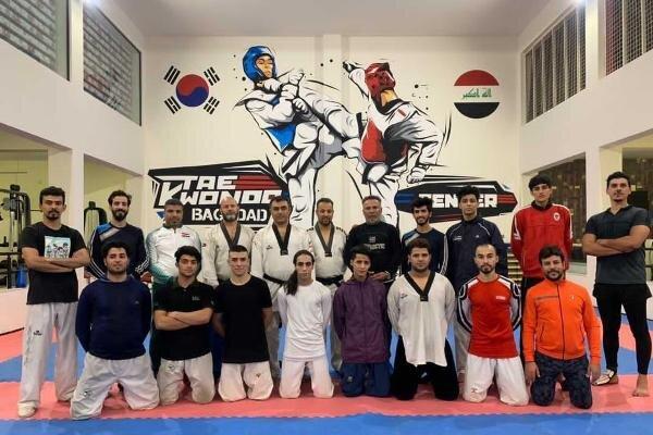 تلاشم موفقیت تیم کهربا عراق در مسابقات آینده است