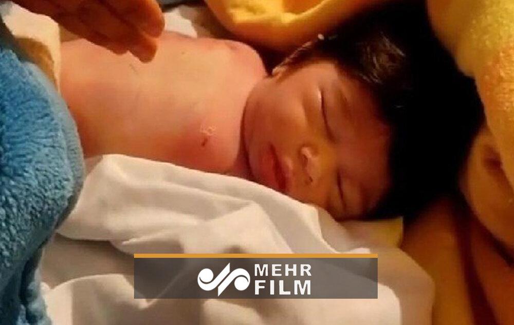 ماجرای زنده شدن نوزاد ۲ ماهه در غسالخانه