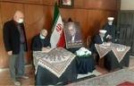 السفارة الايرانية في بيروت تفتح سجل التعازي باغتيال العالم الشهید فخري زادة