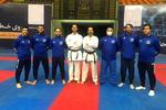 ملی پوشان کاراته از فردا وارد اردوی پنجم میشوند