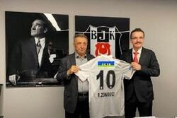 İran kulüplerinden Tractor Beşiktaş ile işbirliği yapacak