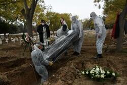 تأثیر نسبت مرگهای تجمعی کرونا به روند کل فوتیهای روزانه
