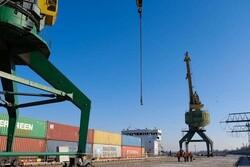 Caspian containerized line kicks off between Iran, Russia