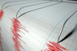 مجن لرزید/ زمین لرزه ۳.۱ ریشتری در شمال غربی شاهرود