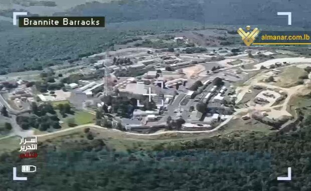 Hezbollah drones capture footage of Zionist military (+VIDEO)