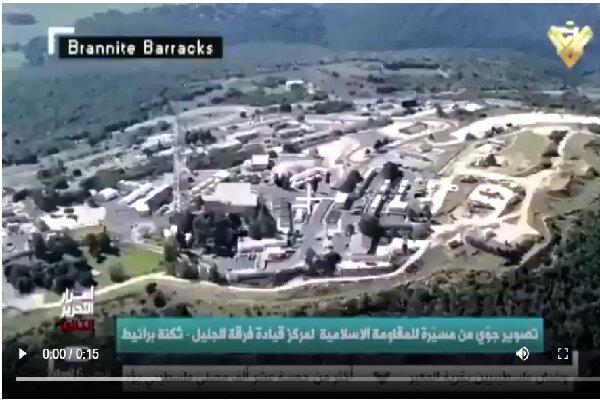 سایه پهپاد حزب الله بر سر مراکز فرماندهی رژیم صهیونیستی