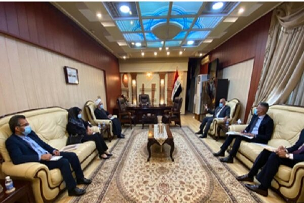 Iraqi Min terms Iran, Iraq academic relations fruitful